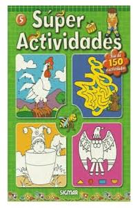 Papel Super Actividades 5