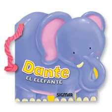 Papel Colitas - Dante El Elefante