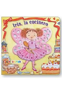 Papel Iris, La Cocinera. Colección Alas De Hadas