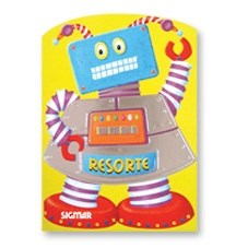 Papel Mis Robots - Resorte
