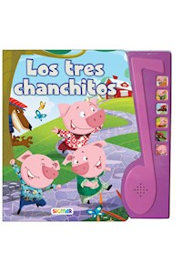 Papel Cuenta Cuentos - Los Tres Chanchitos