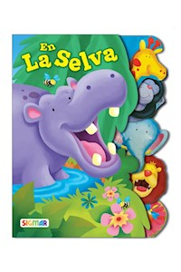 Papel La Selva - Col Siluetas
