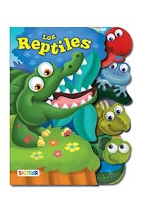 Papel Los Reptiles - Col Siluetas