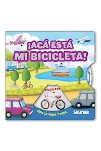 Papel Acá Está Mi Bicicleta!