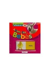 Papel Animales Bebés