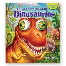 Papel La Gran Carrera De Dinosaurios