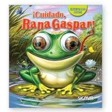 Papel ¡Cuidado, Rana Gaspar!