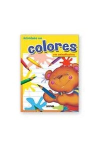 Papel Actividades Con Colores