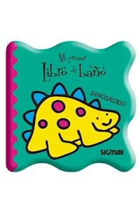 Papel Mi Primer Libro De Baño - Dinosaurio