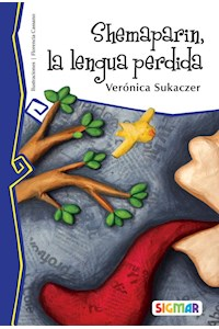 Papel Shemaparin, La Lengua Perdida  - Col. Telaraña