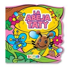 Papel Deditos - La Abejita Taty