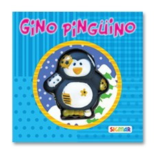 Papel Gino Pingüino