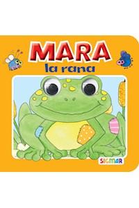 Papel Mara La Rana - Col. Remendados