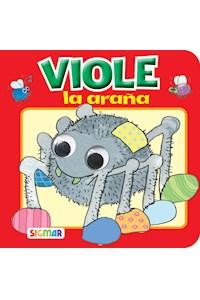Papel Viole La Araña - Col. Remendados
