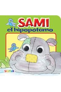 Papel Sami El Hipopótamo - Col. Remendados .