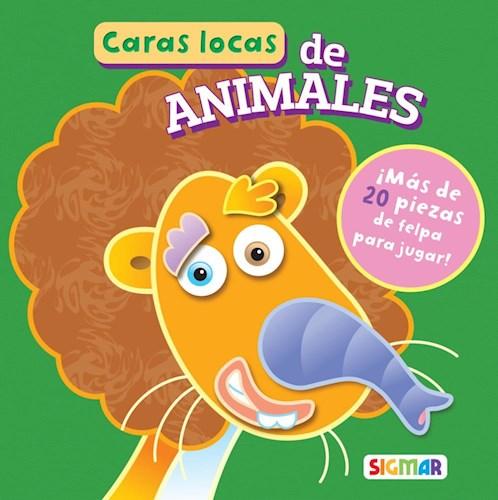 Libro Piezas Con Felpa De Animales