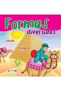 Papel Divertidos Formas Divertidas/.