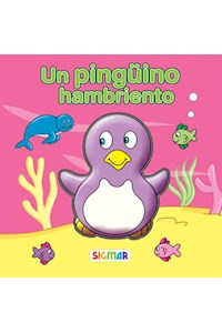 Papel Un Pingüino Hambriento