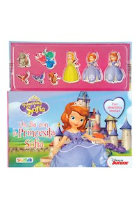 Papel Un Dia Con La Princesita Sofia