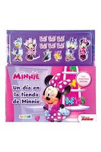 Papel Un Dia En La Tienda De Minnie