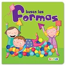 Papel Busco Las Formas - Col. Luna Llena