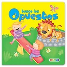 Papel Busco Los Opuestos - Col. Luna Llena