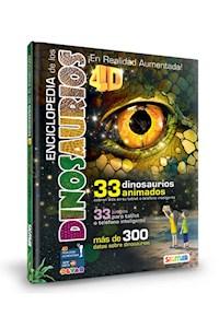 Papel Enciclopedia De Los Dinosaurios 4D