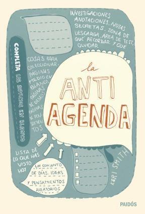 Papel ANTIAGENDA (LIBROS SINGULARES 8097880)