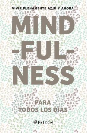 Papel Mind-Fulness Para Todos Los Dias