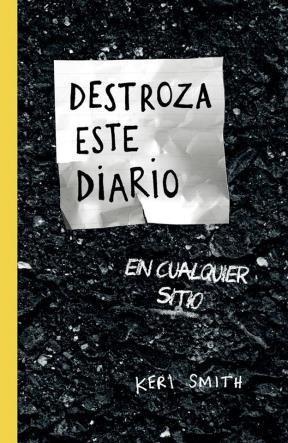 Papel DESTROZA ESTE DIARIO EN CUALQUIER SITIO (BOLSILLO)