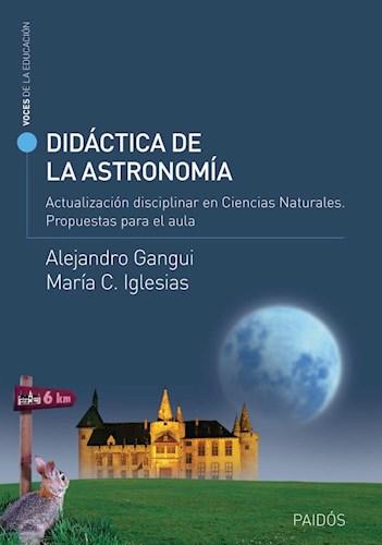 Papel DIDACTICA DE LA ASTRONOMIA