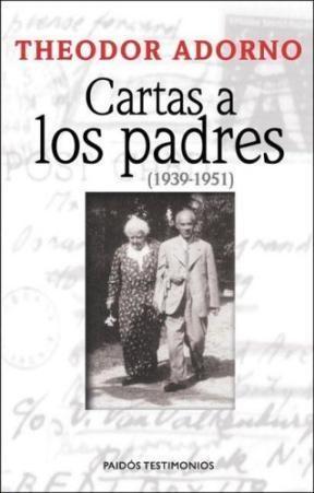 Papel Cartas A Los Padres 1939-1951