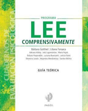 Papel Programa Lee Comprensivamente. Guia Teorica