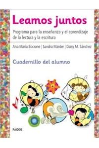 Papel Leamos Juntos (Cuadernillo Del Alumno)