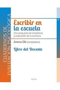 Papel Escribir En La Escuela (Libro Del Docente)