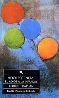 Papel ADOLESCENCIA, EL ADIOS A LA INFANCIA