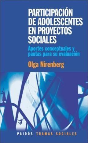 Papel Participacion De Adolescentes En Proy. Soc.