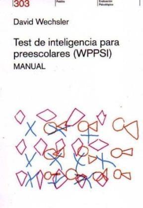 Papel Test De Inteligencia Para Preescolares (Wppsi)