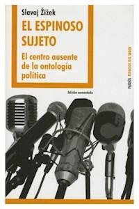 Papel El Espinoso Sujeto - Edición Aumentada