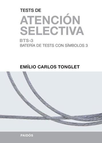 Papel Tests De Atencion Selectiva Bts-3 (Bateria De Tests Con Simbolos 3)
