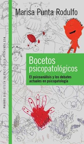 Papel BOCETOS PSICOPATOLOGICOS