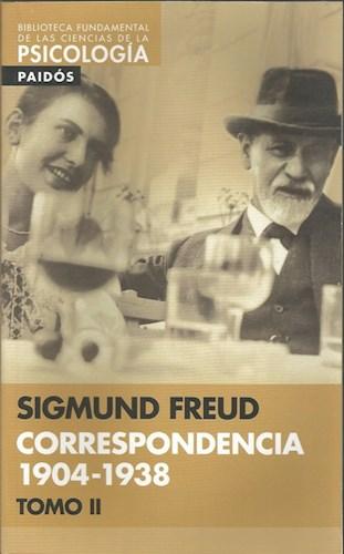 Papel CORRESPONDENCIA 1904-1938 TOMO II