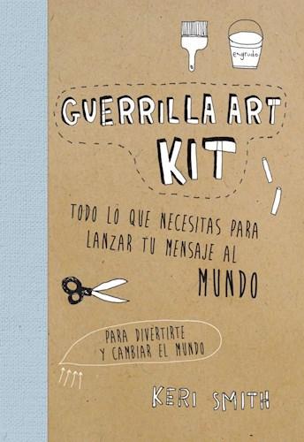 Libro Guerrilla Art Kit