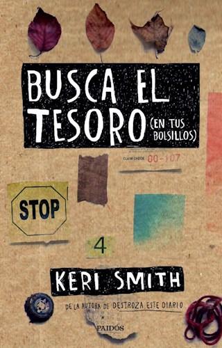 Papel BUSCA EL TESORO (EN TUS BOLSILLOS) (8078333)