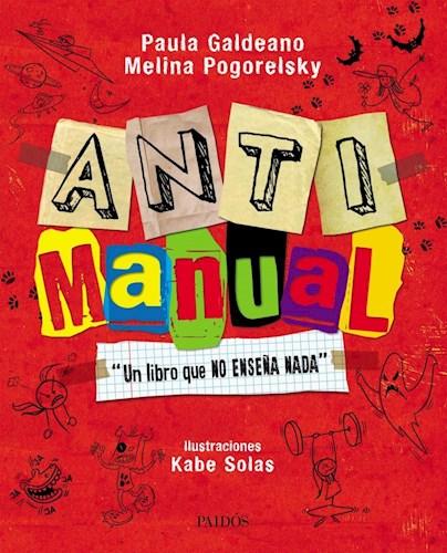 Libro Antimanual