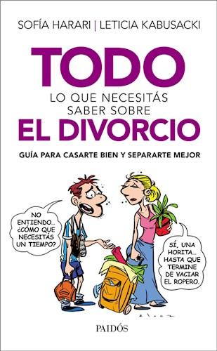 E-book Todo Lo Que Necesitás Saber Sobre El Divorcio