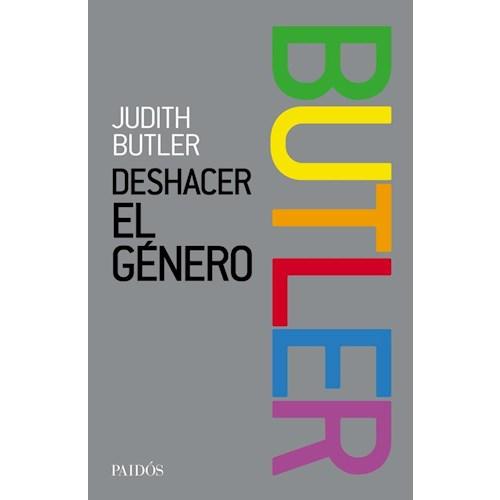 Papel DESHACER EL GÉNERO