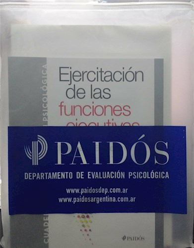 Papel EJERCITACION DE LAS FUNCIONES EJECUTIVAS