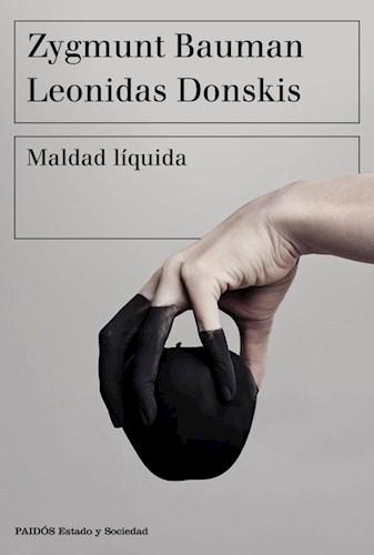Libro Maldad Liquida