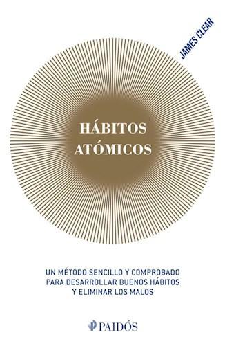 Libro Habitos Atomicos